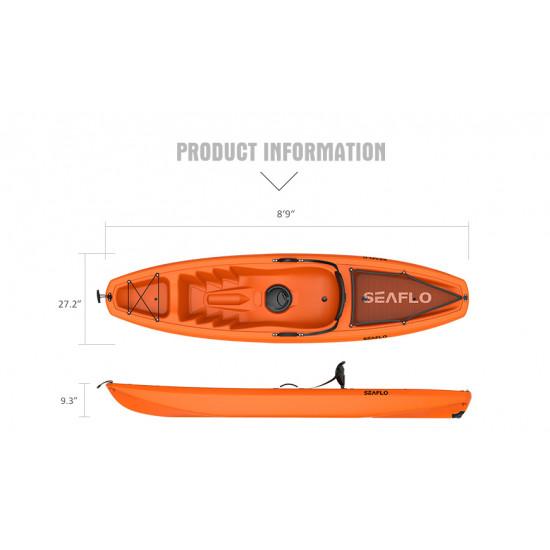 SEAFLO Kayak 2.66m